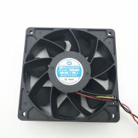 4 Wire Brushless Equipment Cooling Fans Cabinet Cooling Fan Ball / Hydraulic Bearing Manufactures