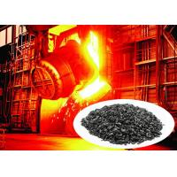 Black High Hardness Graphite Recarburizer For Steel And Iron Plant Using Manufactures
