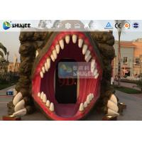 7D Cinema Movie Dinosaur Box , 7D Movie Theater With Specail Design Manufactures
