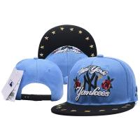 In stock baseball cap ny hiphop caps male and female caps Manufactures
