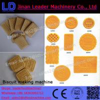 automatic food machine food manufacturing equipment biscuit processing machine Manufactures