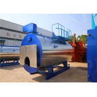 Condensing Industrial Gas Boiler Capacity 1 - 20 Ton For Package Plant Manufactures