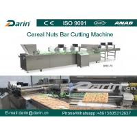 China SS304 Cereal Bar Making Machine , cereal puffing machine / equipment on sale