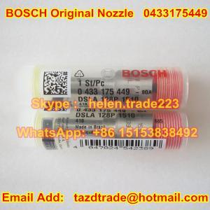 BOSCH original NOZZLE 0433175449 ,0 433 175 449 , DSLA128P1510 , DSLA 128P 1510,0445120059 Manufactures