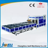 Quality Jwell UPVC/PVC-C Solid Wall Pipe PVC Pipe Manufacturing Machine for sale