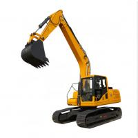 18 Ton Crawler Hydraulic Excavator Rated Speed 4.2km/H Bucket Capacity 0.8m3 Manufactures