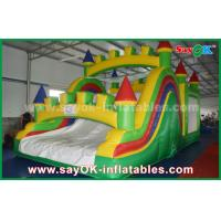 China Customized giant inflatable bounce house , commercial inflatable bouncer on sale