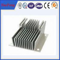 soldering aluminum extrusion heat sink used for CPU thermal solution Manufactures