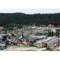 Hard Rock Stone Sand Basalt Processing Line Large Scale High Performance Manufactures