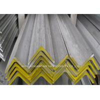 Buy cheap Stainless Steel Equal Angle / Unequal 304 316  Angle Steel 40 * 40 50 * 50 from wholesalers