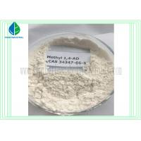 Methyl 1,4- AD Prohormones Muscle Building Steroids of Dianabol Anabolic Pharma , CAS 34347-66-5 Manufactures