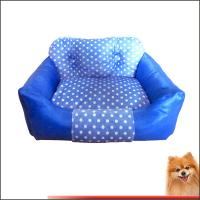 China 2015 Dog Beds Wholesale Oxford And Polyester Pet Beds China Factory on sale