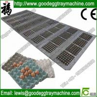 Egg tray mold of egg tray machine(CE approved ) Manufactures