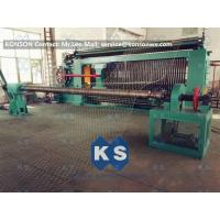 Hexagonal Wire Mesh Machine Woven Wire Mesh Machinery With 95% Aluminium Alloy Wire Manufactures