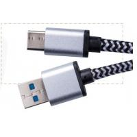 Type C Mobile Phone Fast Charging Usb Cable , Apple Iphone Samsung Phone Charger Cable Manufactures