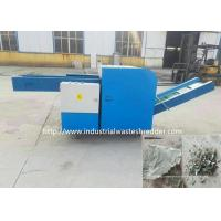 China Durable Plastic Film Cutting Machine HDPE / LDPE / PVB / PP / PE / TPU Films Industry Shredder on sale