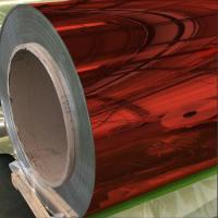 A3004 H 24 Color Coated Aluminum Coil 2mm Thickness Long Life For Curtain Wall Manufactures