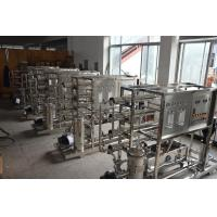 1000L/H 304 Stainless steel Reverse Osmosis Water Purification Machines Line Manufactures