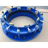 Buy cheap Restrained Flange Adaptor For PE from wholesalers