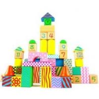 China Wooden Building Blocks, Wooden Intellectual & Educational Toys on sale