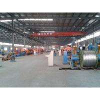 Concentric Lay Round ACSR Wire Overhead Electrical Stranded Conductors Manufactures