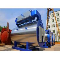 High Efficiency Fire Tube Gas Steam Boiler Fuel Fired Condensing For Food Factory