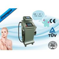 Beauty Salon SHR Hair Removal Machine For skin rejuvenation / Tattoo Removal Manufactures
