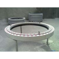 China Big Size Slewing Ring Bearing for Construction Machinery, Turntable Bearing on sale