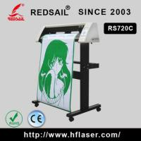 2 feet Vinyl Cutter Plotter RS720C / plotter printer cutter with CE and Rohs Manufactures