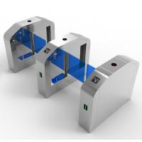 Automatic Opening Swing Turnstile Barrier Gate Handicapped Wide Channel Smart Card Access Control Manufactures