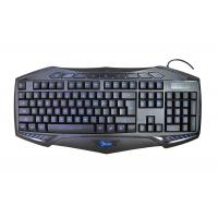 China K400 Wired Gaming Computer Keyboard LED Light Adjustable With Letter Illumination on sale