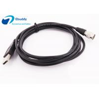 Hirose 6pin female to USB data cable Hirose Custom Power Cables HR10A-7R-6S Manufactures