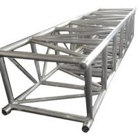 Non Rust Burliness Aluminum Square Truss SN 750mm * 530mm * 3M For Activities Manufactures