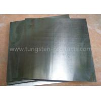 High Purity Molybdenum Plate Moly Belt As Vacuum Furnace Heaters Thickness 0.05mm Manufactures