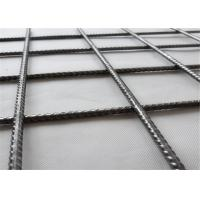 200X200mm Opening Welded Wire Fence Panels Construction Reinforced