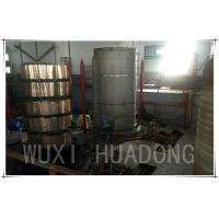 9m Lifting Height Bell Annealing Furnace For Copper Rod Fan Cooling Power 3kw