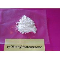 Oral Anabolic Steroids Raw Powders 17-methyltestosterone for Bodybuilding 58-18-4 Manufactures