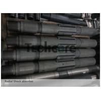AISI Alloy Steel Oil Drilling Tools Radial Shock Absorber 1170mm Length Manufactures