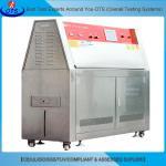 Industrial Simulation UV Aging Test Chamber UV Light Wavelength Range 315 - 400nm Manufactures