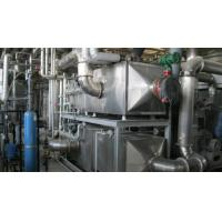 Custom Clean Dryer Oven Machine With Cross Flow Steam / Electrical Heating Manufactures