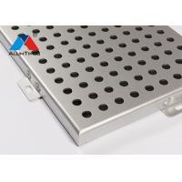 Buy cheap Anti Corrosion Aluminium Solid Panel For Building Decoration Industry from wholesalers