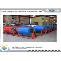 Coated Perforated Strip Color Coated Aluminum Coil Pre - Painted Aluminium Coil Manufactures