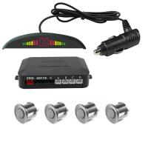 China LED Display Wireless Car Parking Sensor System Vehicle Backup Sensor Kit on sale