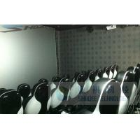 Pneumatic 6D Cinema Equipment With Silence Air Compressor / Motion Chair Manufactures