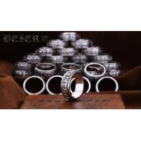 Wholesale stainless steel Ring for men fashion jewelry E23 Manufactures