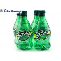 Soda Water Carbonated Drink Filling Machine PET Bottle Durable 0.2L-2L Manufactures