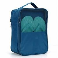 Lightweight Tote Shoes Travel Bag Organizer Customized Printed Convenient Manufactures