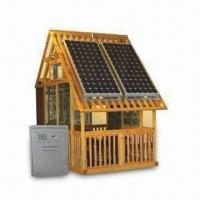 Power Generator with 2 x 250W Solar Panel, Controller, Inverter and Battery Manufactures