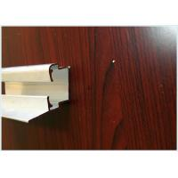 Buy cheap Silver - White Extruded Aluminum Tube Alkali Resisting For Shower Room from wholesalers