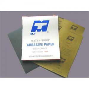 Kraft abrasive paper-MT CC41P Manufactures